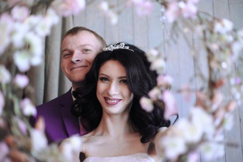 Фотограф - свадебные фотосессии